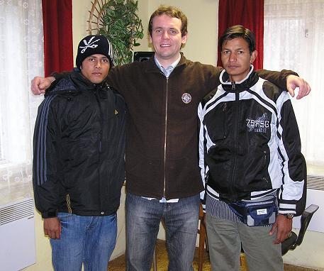 Návštěva z Nepálu
