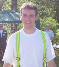 Jednatel, zapisovatel a člen výboru sboru SDH Valdov Petr Zlatník