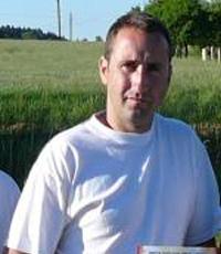 Člen sboru SDH Valdov Zdeněk Ryba