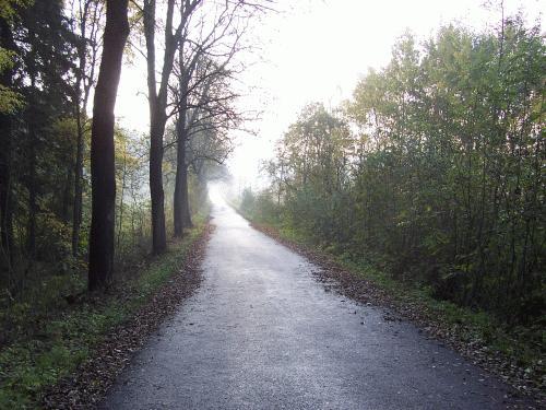 Cesta do Uhlířů