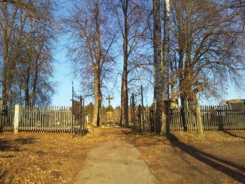 Hřbitov ve Valdově