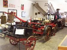 Fotogalerie - Muzeum hasičské techniky Velké Svatoňovice
